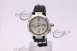 Cartier Pasha Grill 38 mm Automatic 2379 12/2002 6843