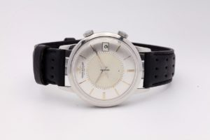 Jaeger-LeCoultre Memovox Vintage Alarm 37mm WITH BOX AND WARRANTY 6907