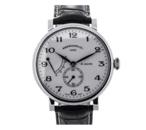 Eberhard & Co. 8 Jours 21027CP White Dial 41mm