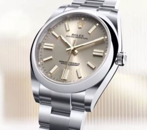 Rolex Oyster Perpetual 31mm Dial Silver 2020 277200