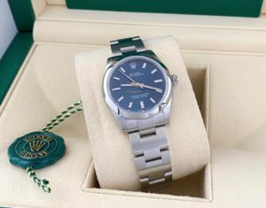 Rolex Oyster Perpetual 31mm Dial Blue 2020 277200