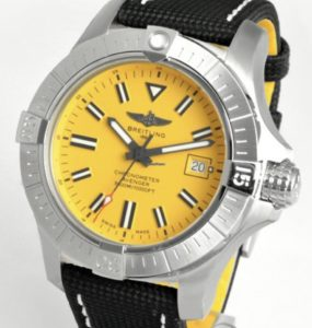 Breitling Avenger Automatic 45mm Seawolf A17319101I1X1