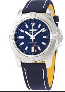 Breitling Avenger Automatic Gmt 45mm Dial Blue A32395101C1X1