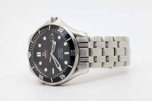 Omega Seamaster Co-Axial Chronometer 21/09/2011 3971U