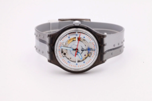 Swatch SILVER BARON 37 mm Automatic SAM104