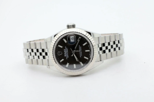 Rolex Datejust 28mm Grey Dial Jubileè Lady 279174 MY