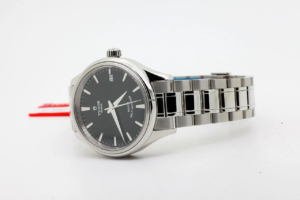 Tudor Style 34 mm Automatic 12300 Black Dial MY