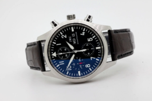 IWC Pilots Chronograph IW371701 MINT CONDITION 7282