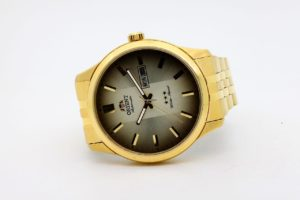 Orient EM7P-A0-A 43mm Automatic Day Date