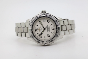 Breitling Colt Automatic 38mm White Dial A17350 19/11/2000 4877U