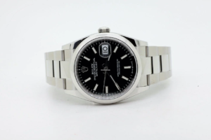 Rolex Datejust 126200 36MM Black Dial Oyster 30/06/2021 MY